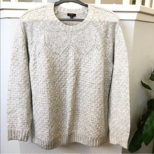 NWT Talbots Cable Knit Sweater